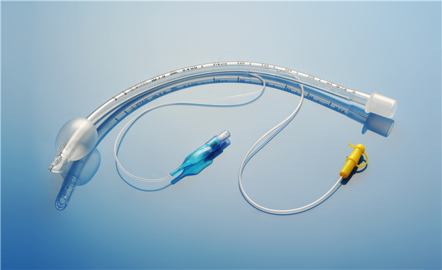 Endotracheal Tube with Suctio