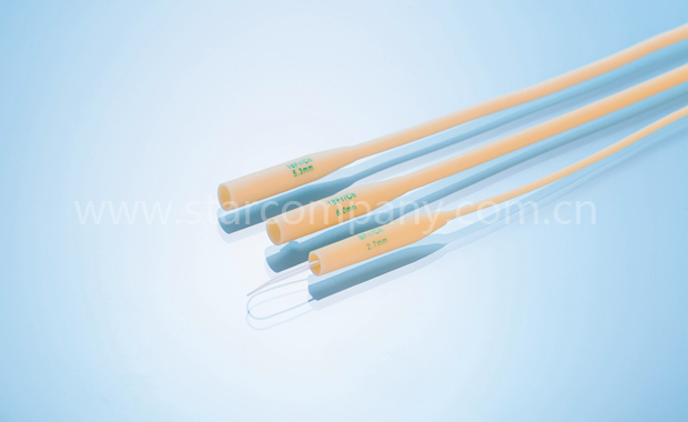 Nelaton Catheter (Latex)